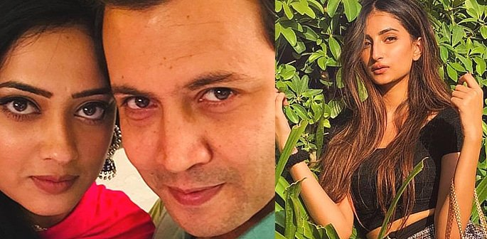 TV Actress Shweta Tiwari reports Husband for Slapping Daughter f