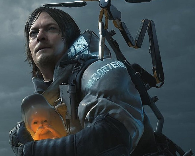 The Games to Look Forward to from Gamescom 2019 - death stranding