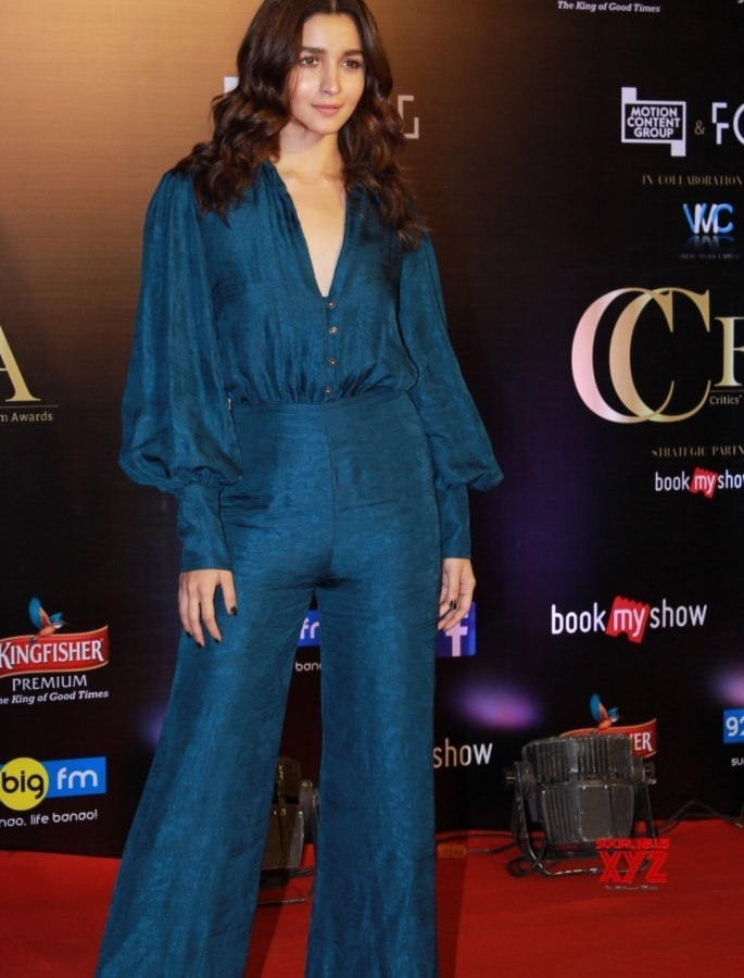 Top 10 Fashion Looks of Alia Bhatt - jumpsuit