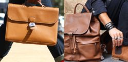 Top 7 Man Bags which are Stylish and Practical