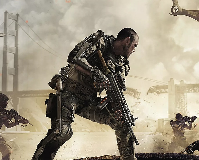 Top PC Games in India with the best Gameplay - cod