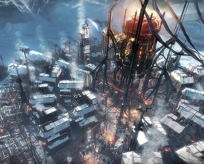 Top PC Games in India with the best Gameplay - frostpunk