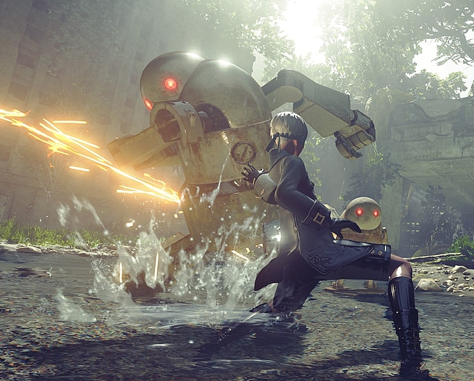 Top PC Games in India with the best Gameplay - nier