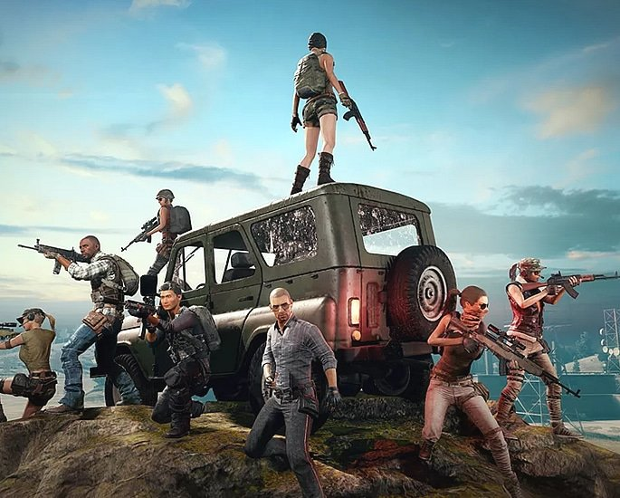 Top PC Games in India with the best Gameplay - pubg