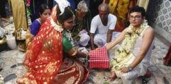 Transgender Couple have landmark 'Rainbow Wedding' in India