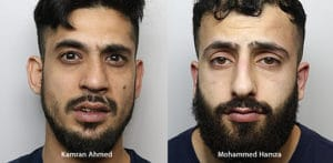 "Two Men jailed for ""ferocious and vicious"" attack at Takeaway f"