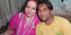 US Woman marries Punjabi Man in India after Facebook Love f