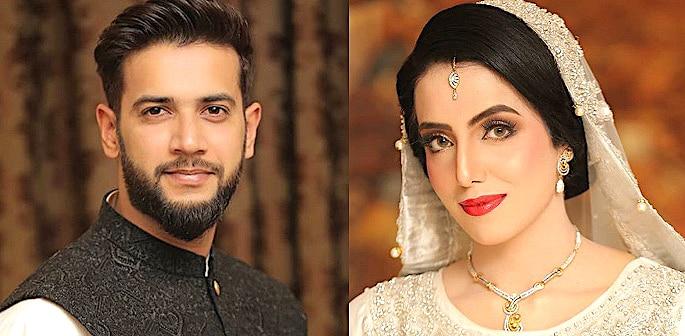 Wedding Highlights: Cricket Star Imad Wasim & Sannia Ashfaq - F