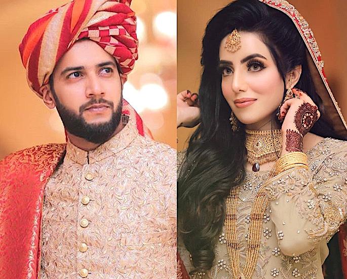 Wedding Highlights: Cricket Star Imad Wasim & Sannia Ashfaq - IA 5