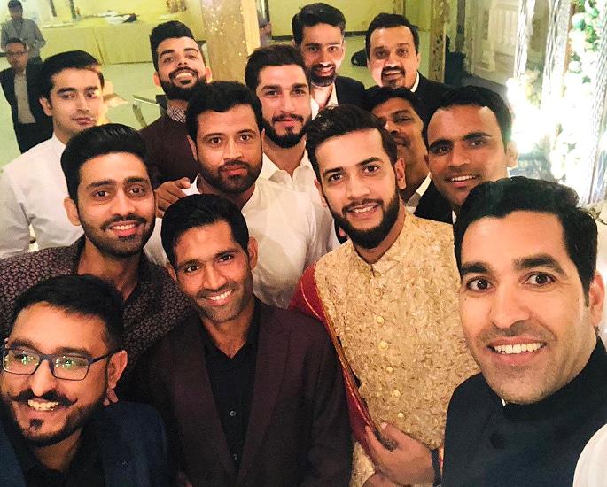 Wedding Highlights: Cricket Star Imad Wasim & Sannia Ashfaq - IA 6