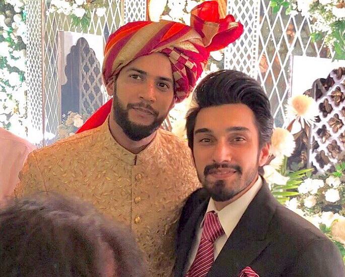 Wedding Highlights: Cricket Star Imad Wasim & Sannia Ashfaq - IA 8