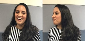 Sanam Pervez Flourishes as HS2 Programme Manager - F