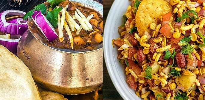 12 Delhi Street Foods which are Popular f