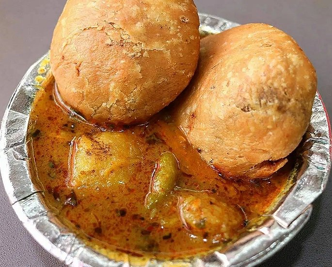 12 Delhi Street Foods which are Popular - kachori