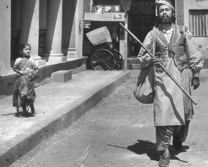 20 Black and White Bollywood Films you Must Watch - Kabuliwala
