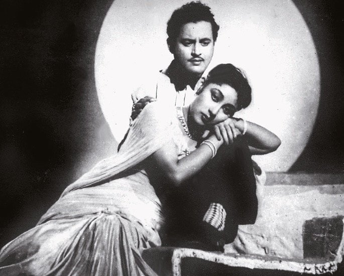 20 Black and White Bollywood Films you Must Watch - Pyaasa