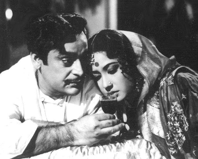 20 Black and White Bollywood Films you Must Watch - Sahib Bibi Aur Ghulam