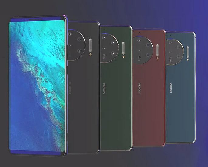 7 સ્માર્ટફોન 2020 માં પ્રકાશિત થવાની ધારણા છે - નોકિયા