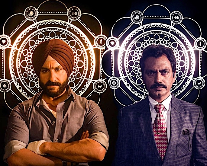 7 Top Indian Crime Series from 2019 To Watch - Sacred Games