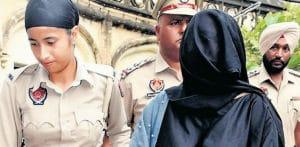 अफ्रीकी महिला पंजाब में हेरोइन की सप्लाई करने के आरोप में गिरफ्तार
