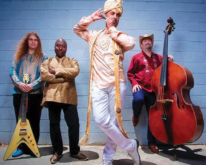 Aki Kumar talks Bollywood Blues, his Band & Life in USA - IA 4
