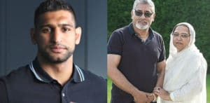 Amir Khan's Family Feud still Continues with Mother in 'floods of tears' f
