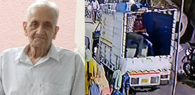 Angry Indian Housekeeper helps Kidnap Employer in Fridge f
