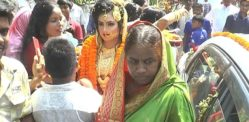Bangladeshi Bride goes to Groom's House to Tie Knot