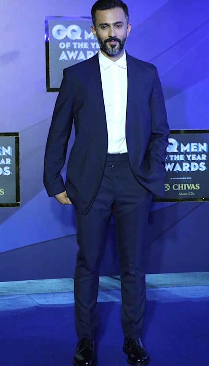 Best Dressed Stars at GQ Men of The Year Award - anand