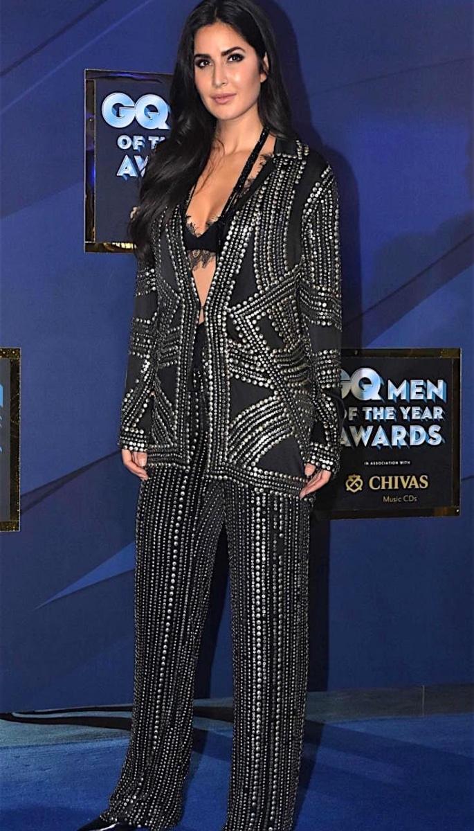 Best Dressed Stars at GQ Men of The Year Award - katrina