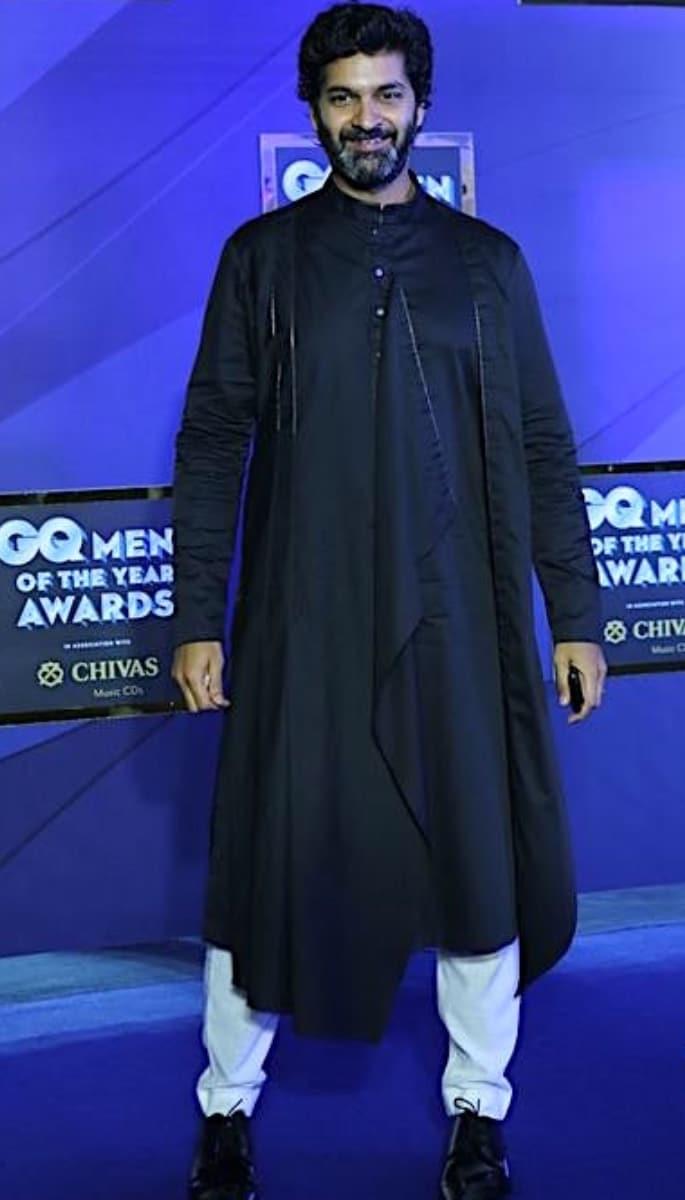 Best Dressed Stars at GQ Men of The Year Award - purab