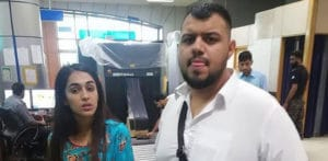 British Pakistani Couple caught with £2m Heroin at Airport f