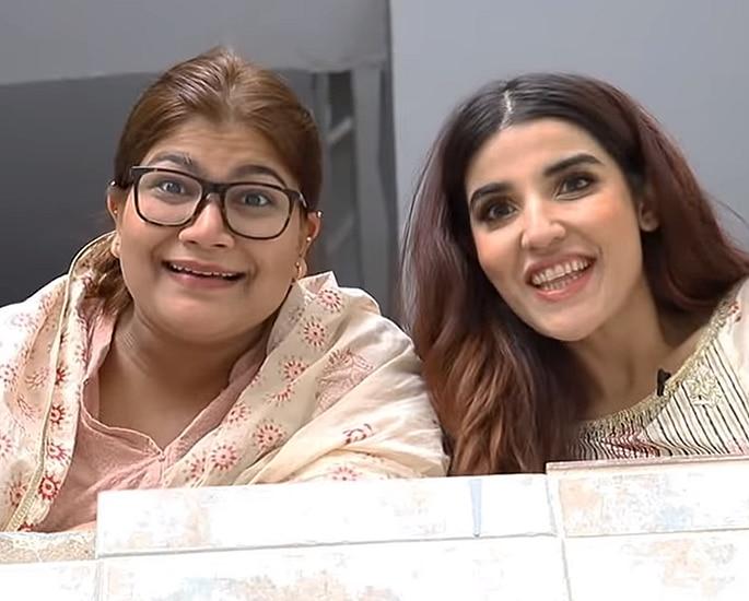 Comedian Danish Ali mocks Pakistan's Rishta Culture in Video - girl