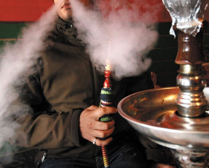 Common Health Risks for South Asians - shisha