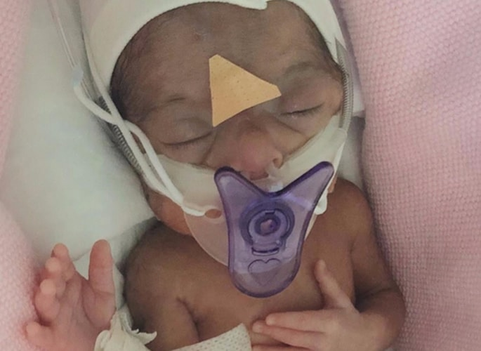 युगल को अपने बच्चे के लिए दुबई अस्पताल में £ 100k का भुगतान करना होगा