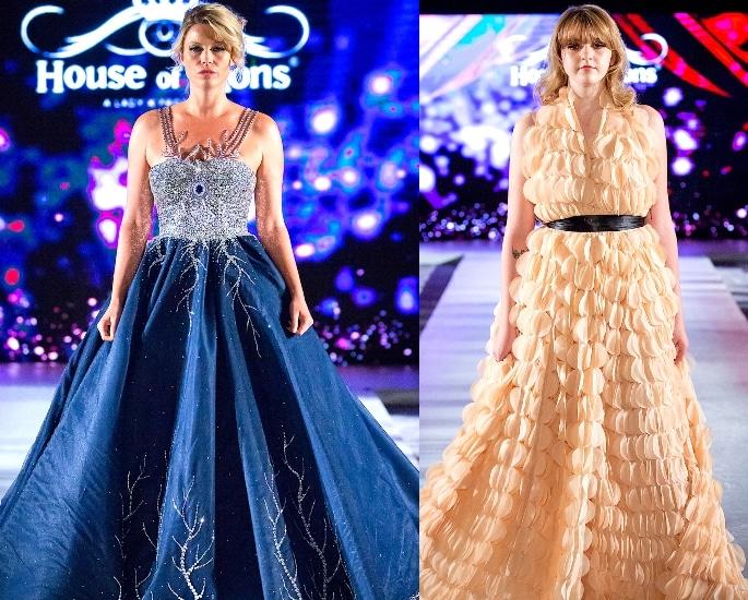 हाउस ऑफ़ ikons सितंबर 2019 ब्रेक्स वर्ल्ड रिकॉर्ड - £ 50 मिलियन ड्रेस