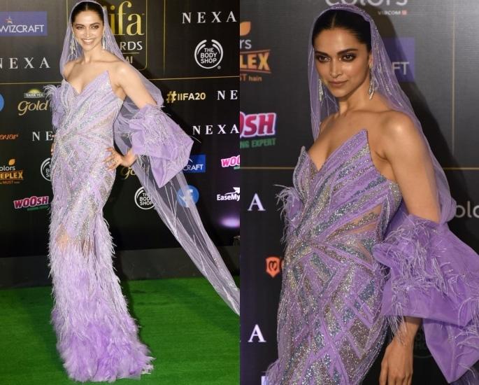 IIFA 2019_ A Galaxy of Bollywood Stars Descends - deepika