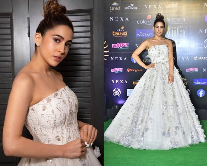 IIFA 2019_ A Galaxy of Bollywood Stars Descends - sara ali khan