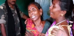 Indian Man kills 'Girl Expecting' Wife & Strangles Daughters