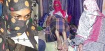 Indian Mother chained Daughter up due to Drug Addiction f