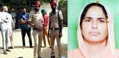 Indian Mother killed by Son who Returned from Sweden f