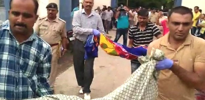 Indian Policeman kills Three Sons after Argument with Wife f