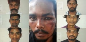 Indian Relatives Beat Lover who Ran Away with Girl f
