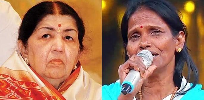 Is Lata Mangeshkar Not Happy with Ranu Mondal