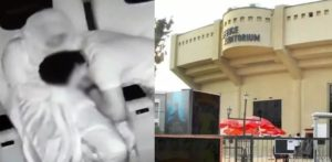 Lahore Cinema unveils 'Indecent Acts' by Couples on CCTV f