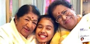 Lata Mangeshkar to release Sister Meena Mangeshkar's Memoirs f