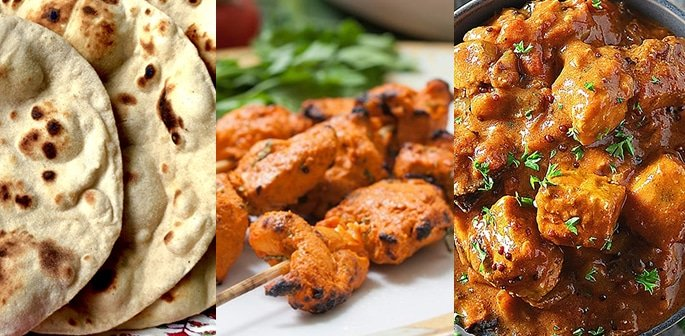 Low Calorie Indian Food for Weight Loss f