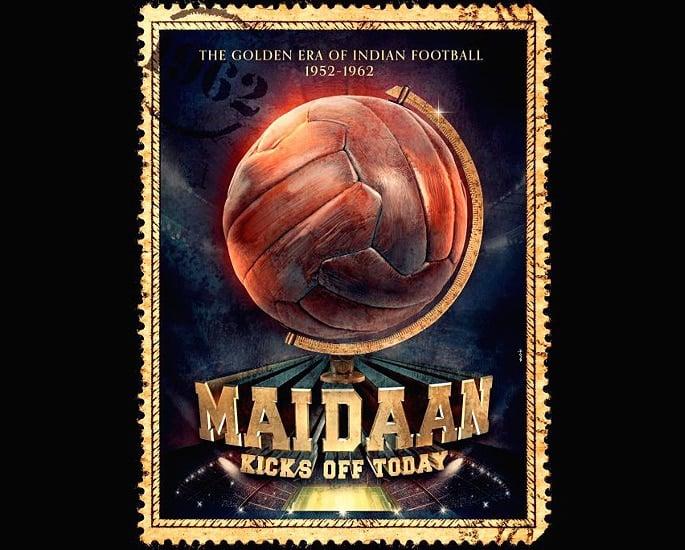 'Maidaan' Kicks Off The Golden Era of Indian Football - IA 1