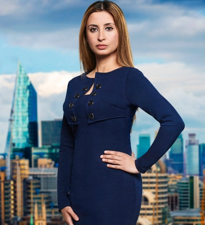 Meet Iasha, Shahin, Lubna & Dean from The Apprentice - lubna