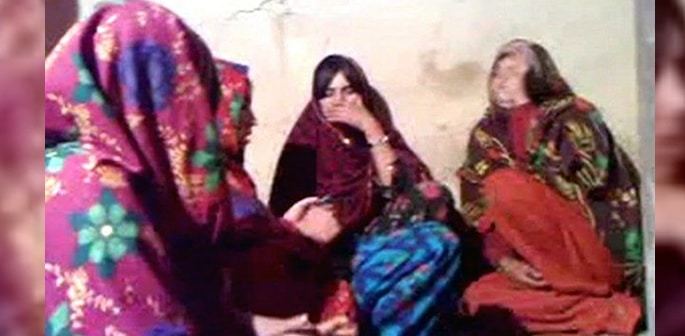 Pakistani Men get Life for killing 3 Women in Wedding Video